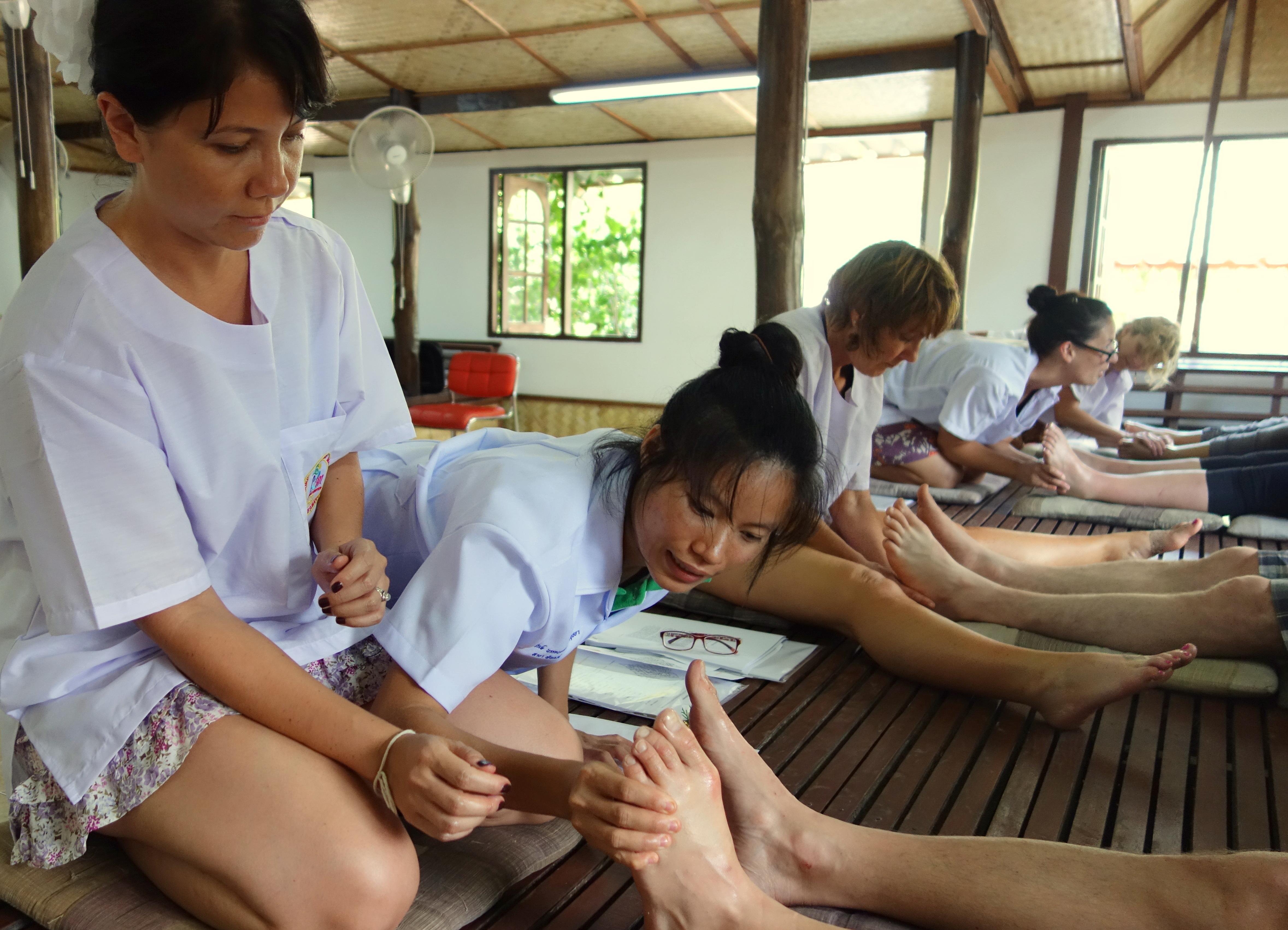 thai massage halmstad ko massage