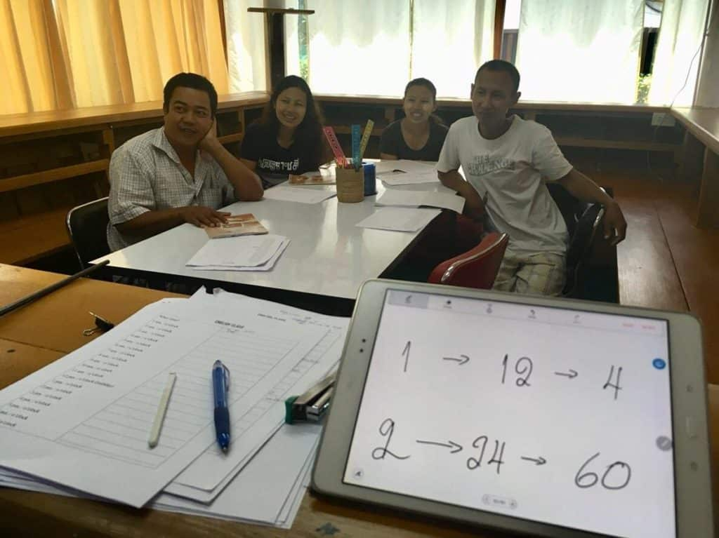 Thai Language Course Koh Phangan