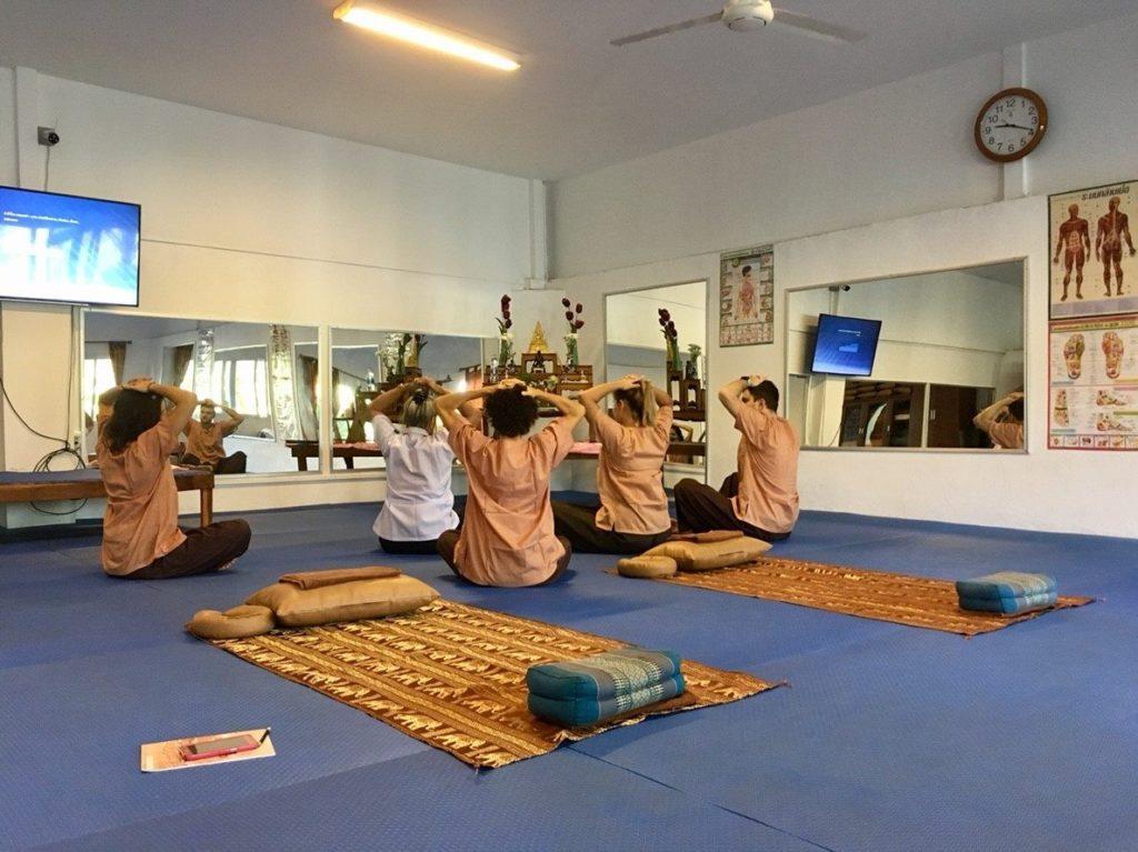 Traditional Thai Massage Koh Phangan and Yoga